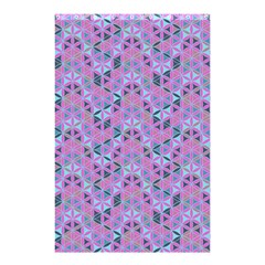 Sacred Geometry Pattern 2 Shower Curtain 48  X 72  (small)