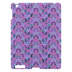 Sacred Geometry Pattern 2 Apple Ipad 3/4 Hardshell Case
