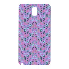 Sacred Geometry Pattern 2 Samsung Galaxy Note 3 N9005 Hardshell Back Case