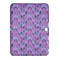 Sacred Geometry Pattern 2 Samsung Galaxy Tab 4 (10 1 ) Hardshell Case