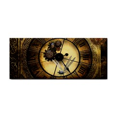 Wonderful Steampunk Desisgn, Clocks And Gears Cosmetic Storage Cases