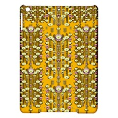 Rain Showers In The Rain Forest Of Bloom And Decorative Liana Ipad Air Hardshell Cases