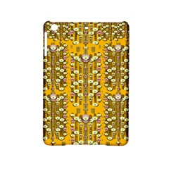 Rain Showers In The Rain Forest Of Bloom And Decorative Liana Ipad Mini 2 Hardshell Cases