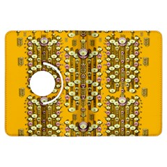 Rain Showers In The Rain Forest Of Bloom And Decorative Liana Kindle Fire Hdx Flip 360 Case