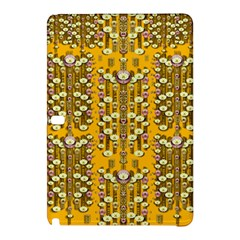 Rain Showers In The Rain Forest Of Bloom And Decorative Liana Samsung Galaxy Tab Pro 10 1 Hardshell Case