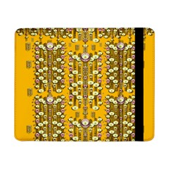 Rain Showers In The Rain Forest Of Bloom And Decorative Liana Samsung Galaxy Tab Pro 8 4  Flip Case