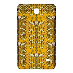 Rain Showers In The Rain Forest Of Bloom And Decorative Liana Samsung Galaxy Tab 4 (7 ) Hardshell Case