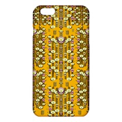 Rain Showers In The Rain Forest Of Bloom And Decorative Liana Iphone 6 Plus/6s Plus Tpu Case