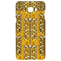 Rain Showers In The Rain Forest Of Bloom And Decorative Liana Samsung C9 Pro Hardshell Case
