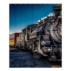 D&r Steam Train 484 Shower Curtain 60  X 72  (medium)