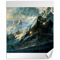 Rockies Express Canvas 11  X 14