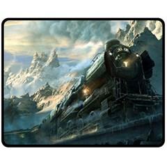 Rockies Express Fleece Blanket (medium)