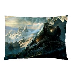 Rockies Express Pillow Case (two Sides)