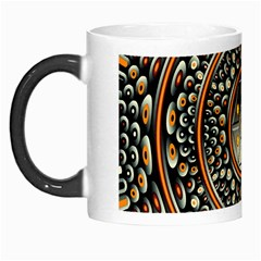 Dark Metal And Jewels Morph Mugs