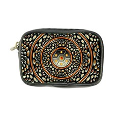Dark Metal And Jewels Coin Purse
