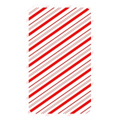 Candy Cane Stripes Memory Card Reader