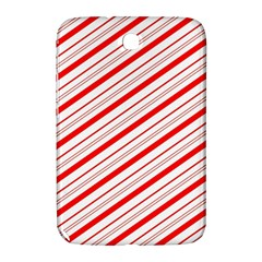 Candy Cane Stripes Samsung Galaxy Note 8 0 N5100 Hardshell Case