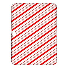 Candy Cane Stripes Samsung Galaxy Tab 3 (10 1 ) P5200 Hardshell Case