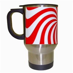 Peppermint Candy Travel Mugs (white)