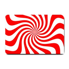 Peppermint Candy Small Doormat