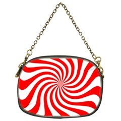 Peppermint Candy Chain Purses (one Side)