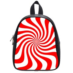 Peppermint Candy School Bag (small)