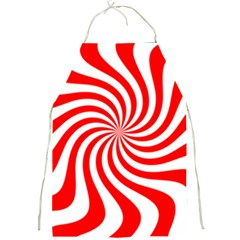Peppermint Candy Full Print Aprons