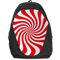 Peppermint Candy Backpack Bag