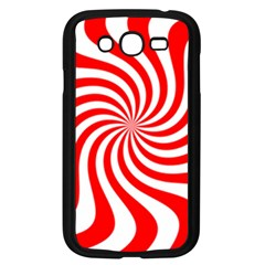Peppermint Candy Samsung Galaxy Grand Duos I9082 Case (black)