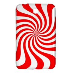 Peppermint Candy Samsung Galaxy Tab 3 (7 ) P3200 Hardshell Case
