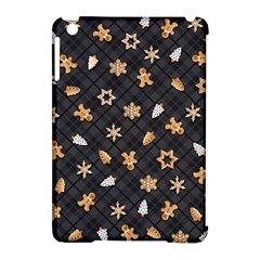 Gingerbread Dark Apple Ipad Mini Hardshell Case (compatible With Smart Cover)