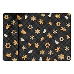 Gingerbread Dark Samsung Galaxy Tab 10 1  P7500 Flip Case
