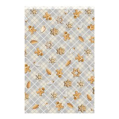 Gingerbread Light Shower Curtain 48  X 72  (small)