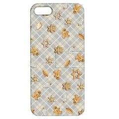 Gingerbread Light Apple Iphone 5 Hardshell Case With Stand