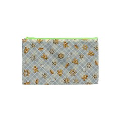 Gingerbread Light Cosmetic Bag (xs)