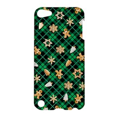 Gingerbread Green Apple Ipod Touch 5 Hardshell Case