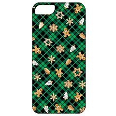 Gingerbread Green Apple Iphone 5 Classic Hardshell Case