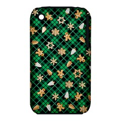Gingerbread Green Iphone 3s/3gs