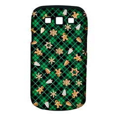 Gingerbread Green Samsung Galaxy S Iii Classic Hardshell Case (pc+silicone)