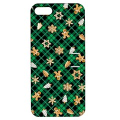 Gingerbread Green Apple Iphone 5 Hardshell Case With Stand
