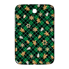 Gingerbread Green Samsung Galaxy Note 8 0 N5100 Hardshell Case
