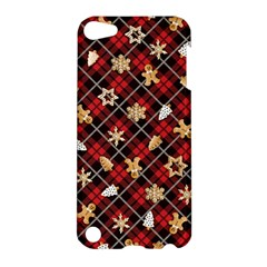 Gingerbread Red Apple Ipod Touch 5 Hardshell Case