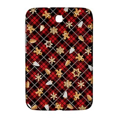 Gingerbread Red Samsung Galaxy Note 8 0 N5100 Hardshell Case