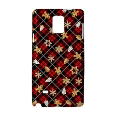 Gingerbread Red Samsung Galaxy Note 4 Hardshell Case