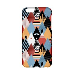Abstract Diamond Pattern Apple Iphone 6/6s Hardshell Case