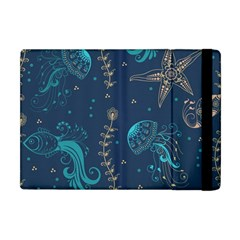 Arabesque Vintage Graphic Nature Apple Ipad Mini Flip Case