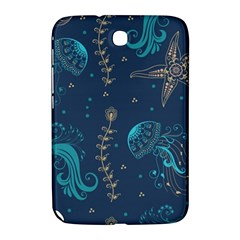 Arabesque Vintage Graphic Nature Samsung Galaxy Note 8 0 N5100 Hardshell Case