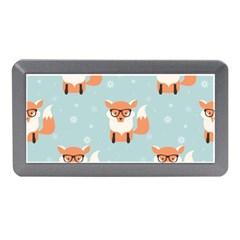 Cute Fox Pattern Memory Card Reader (mini)