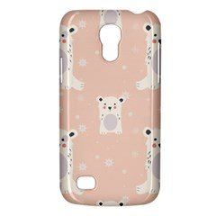 Cute Polar Bear Pattern Galaxy S4 Mini