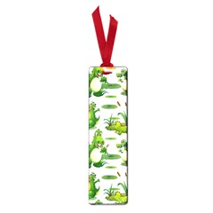 Crocodiles In The Pond Small Book Marks